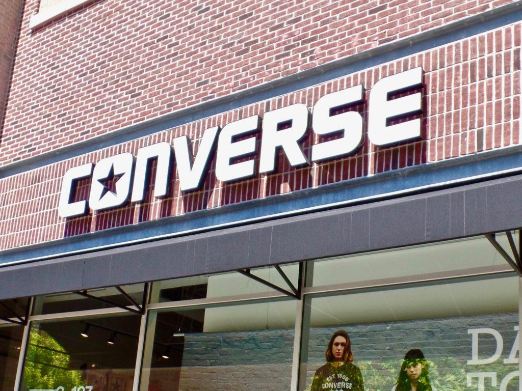 Converse Store, Legends, Kansas City, KS